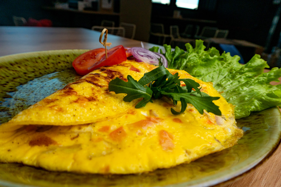 Mangiare un a frittata a monselice - Pachira Bar Monselice
